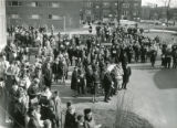 Anderson Hall Dedication, 1965