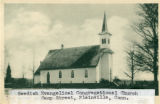 Swedish Evangelical Congregational Church, 1881