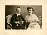 Portrait of Prince Wilhelm and Princess Maria