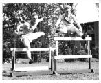 NPC Track Team Members (Hurdles)