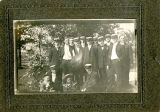 Group Portrait of Seminary Students-1905?