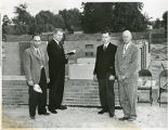 Cornerstone Laying, Garyton Cov. Church, Portage, In