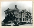 Exterior of Old Main Before 1915