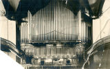 Interior, Organ, First Covenant Church, Rockford, Il