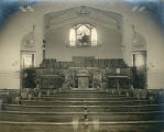 Interior, Swedish Cong. Church, Cleveland, Ohio