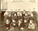 Group Portrait of Ladies Aid Group, N. Park Covenant