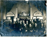 Large Group Portrait of Covenant Pastors, Kansas