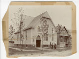 Exterior of Second Church Built by Ravenswood