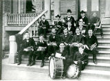 The North Park Band About 1900