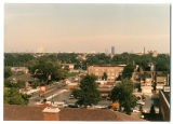 View from Top of Old Main (East)--1980