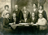 A. E. Palmquist with Covenant Women's Auxiliary