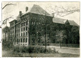 Postcard Portrait of the Chicago Theological Seminary