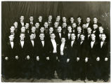 The Men's Glee Club
