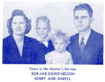 Portrait of the Robert Nelson Family
