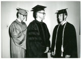 Karl & Kurt Olsson, Karl Graduating from N.P.Academy, Kurt /N.P.C.