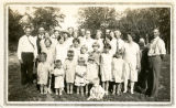 Aunts and Uncles and Cousins in Alexandria Minnesota
