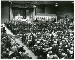 Crowd Photo of 1968 Commencement Ceremony