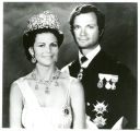 King Carl Xvi Gustav and Queen Sylvia of Sweden