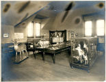 The Museum in Room M32, 1920's