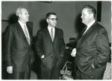 K.Olsson with J.I.Erickson and J.Vaus During Chri.Wk