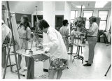 Students in Art Workshop