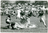 Football Game, 1940S