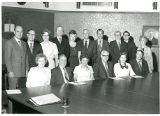 1970-71 College Parents Association Steering Committee