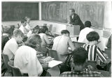 C. Wiberg Teaching Class in the 1960's