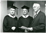 Admininistration, Faculty at 1968 Commencement