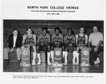 North Park College Vikings Three times NCAA Division III National Basketball Champions; Head Coach...