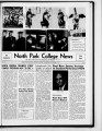 Volume 39, Issue 4: November 18, 1959 North Park Press