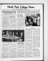Volume 42, Issue 14[15]: February 23, 1962 North Park Press