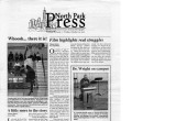 Volume 83, Issue 7: October 25, 2002 North Park Press