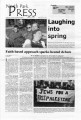 Volume 82, Issue 19: April 12, 2002 North Park Press