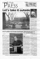 Volume 82, Issue 20: April 19, 2002 North Park Press