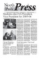 Volume 85, Issue 12: February 18, 2005 North Park Press