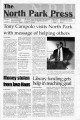 Volume 80, Issue 2: September 17, 1999 North Park Press