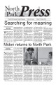 Volume 85, Issue 4: October 22, 2004 North Park Press