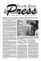 Volume 84, Issue 21: April 23, 2004 North Park Press