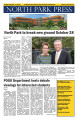 Volume 93, Issue 2: October 12, 2012 North Park Press