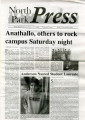 Volume 85, Issue 7: November 19, 2004 North Park Press