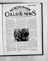 Volume 4, Issue 8: May 1925 North Park Press