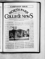 Volume 3, Issue 5: February 1924 North Park Press