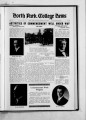 Volume 6, Issue 16: June 2, 1927 North Park Press