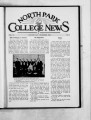 Volume 4, Issue 3: December1924 North Park Press