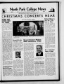 Volume 21, Issue 6: December 3, 1941 North Park Press