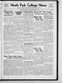 Volume 18, Issue 11: March 22, 1939 North Park Press