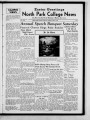 Volume 17, Issue 13: April 6, 1938 North Park Press