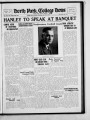 Volume 13, Issue 15: May 9, 1934 North Park Press