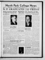 Volume 15, Issue 17: June 2, 1936 North Park Press